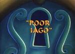 PoorIago