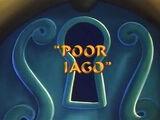 Poor Iago