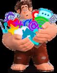 RBTI - Ralph With Symbols