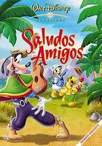 Saludos Amigos Finland DVD