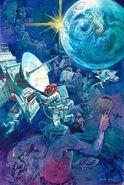 Spaceship Earth Mural