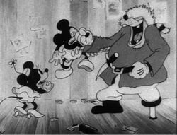 The Klondike Kid Pete Mickey and Minnie