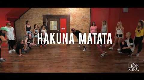 The Lion King Hakuna Matata