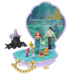 Toy Play Set Little Mermaid