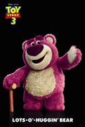 Toy Story 3 - Lotso - Poster