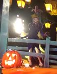 Yzma Halloween Parade