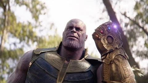 Мстители Война бесконечности - Создание Таноса