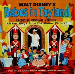 Babes in Toyland (soundtrack)