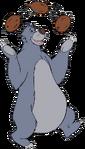 Baloo-juggling