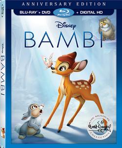 Bambi Blu ray 2017 (3)