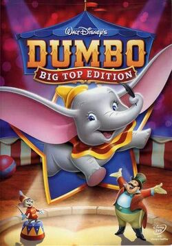 Dumbo BigTopEdition DVD