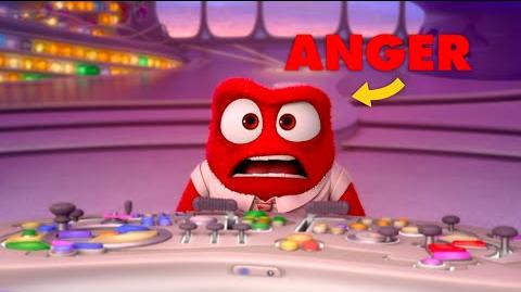 "Get to Know your ""Inside Out"" Emotions Anger"