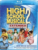 HSM2 Extended Edition Blu-Ray