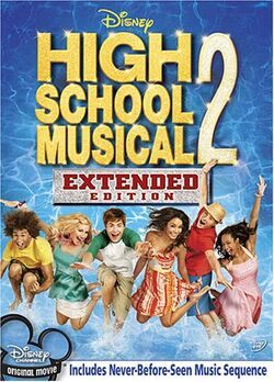 HSM2 Extended Edition DVD