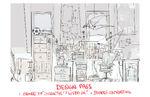 Hiro's Lab Concept Art
