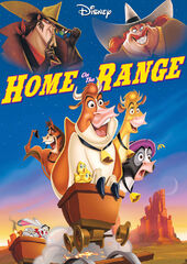 Home on the Range Poster Promo