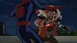 Kraven & Spider-Man USM