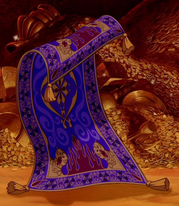 Magic Carpet Disney Wiki Fandom