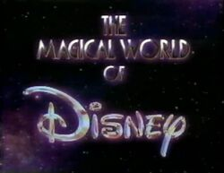 Magical World of Disney 1988