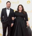 Melissa McCarthy & Ben Falcone 66th Emmys