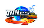 Miles from Tomorrow - Let's Rocket logo