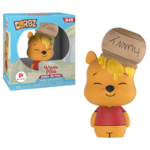 Pooh with Honey Pot Dorbz