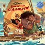 Random House Moana books 3