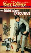 The Barefoot Executive VHS