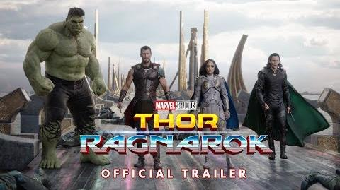 Thor- Ragnarok Official Trailer