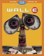 Wall-E Blu-ray rerelease