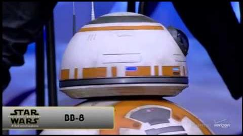 BB-8 on the stage at Star Wars Celebration 2015-0