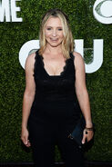 Beverley Mitchell CW Showtime party