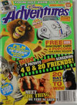 Disney Adventures Magazine australian cover July 2005