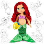 Disney Animators' Collection Ariel Doll - 16