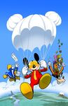 Disney Comics and Stories 772