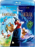 Fantasia Collection Blu-ray Japan