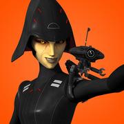 Female Inquisitor