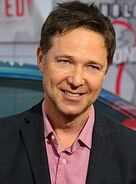 George Newbern Muppets Most Wanted Premiere (cropped)