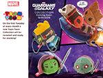 Guardians of the Galaxy Tsum Tsum Tuesday UK
