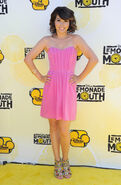 Hayley Kiyoko Lemonade Mouth premiere