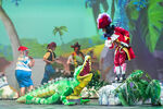 Hook&crew with Tick-Tock-Disney Junior Live-Pirate & Princess Adventure