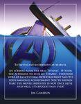 James Cameron's Post on Avengers Endgame Overtaking Titanic