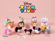 Japan Tsum Tsum 2nd Anniversary