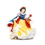 Limited edition figurine Snow White in a Christmas cloak