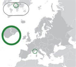 Location Monaco Europe
