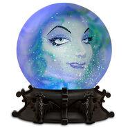 Madame Leota Snow Disc - The Haunted Mansion