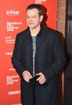 Matt Damon Sundance16
