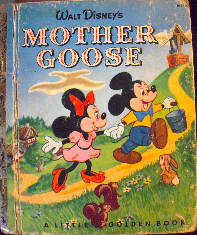 Mother Goose Disney Wiki Fandom Powered By Wikia