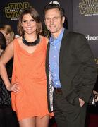 Tony Goldwyn Jane Musky Star Wars premiere