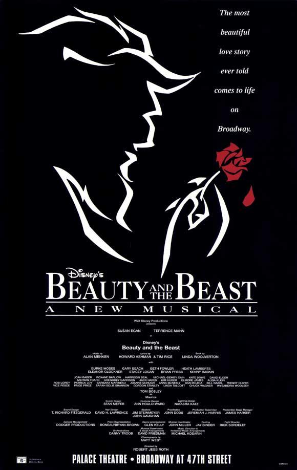 Beauty And The Beast Musical Disney Wiki Fandom Powered By Wikia